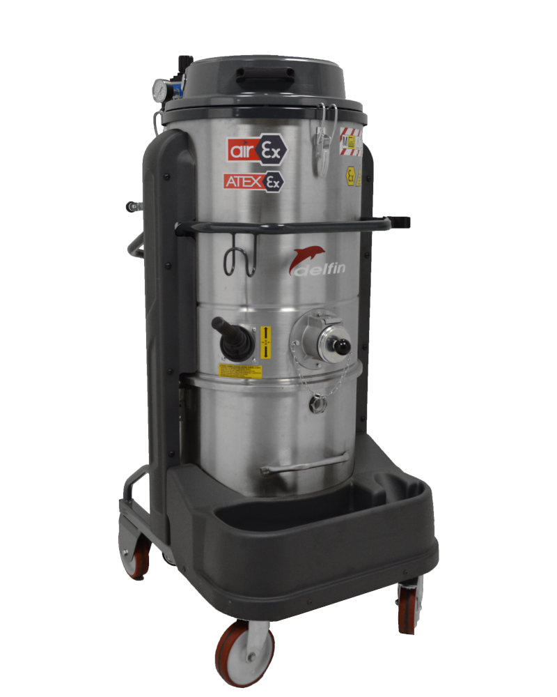 Druckluftsauger DM 3 AIREX 19V