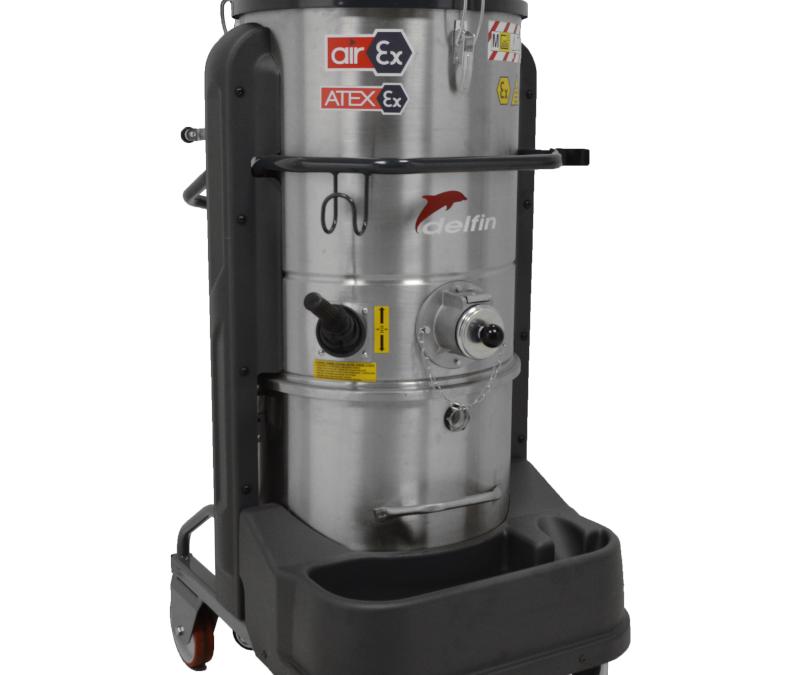 Druckluftsauger DM 3 AIREX 25V