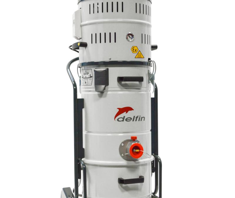 Industriesauger 202 DS EX 1/2D M