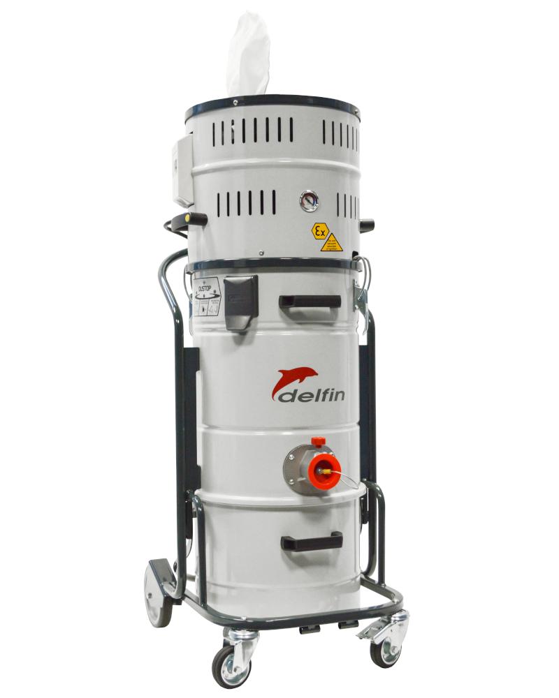 Industriesauger MTL 202 DS EX 1/2D M
