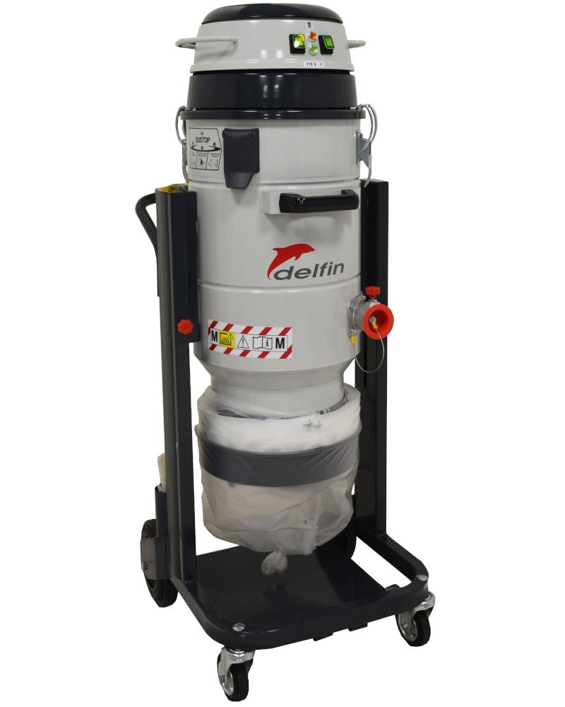 Industriesauger MTL 202 DS Longopac