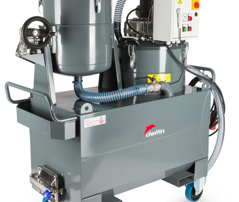 Industriesauger TC 400 IF