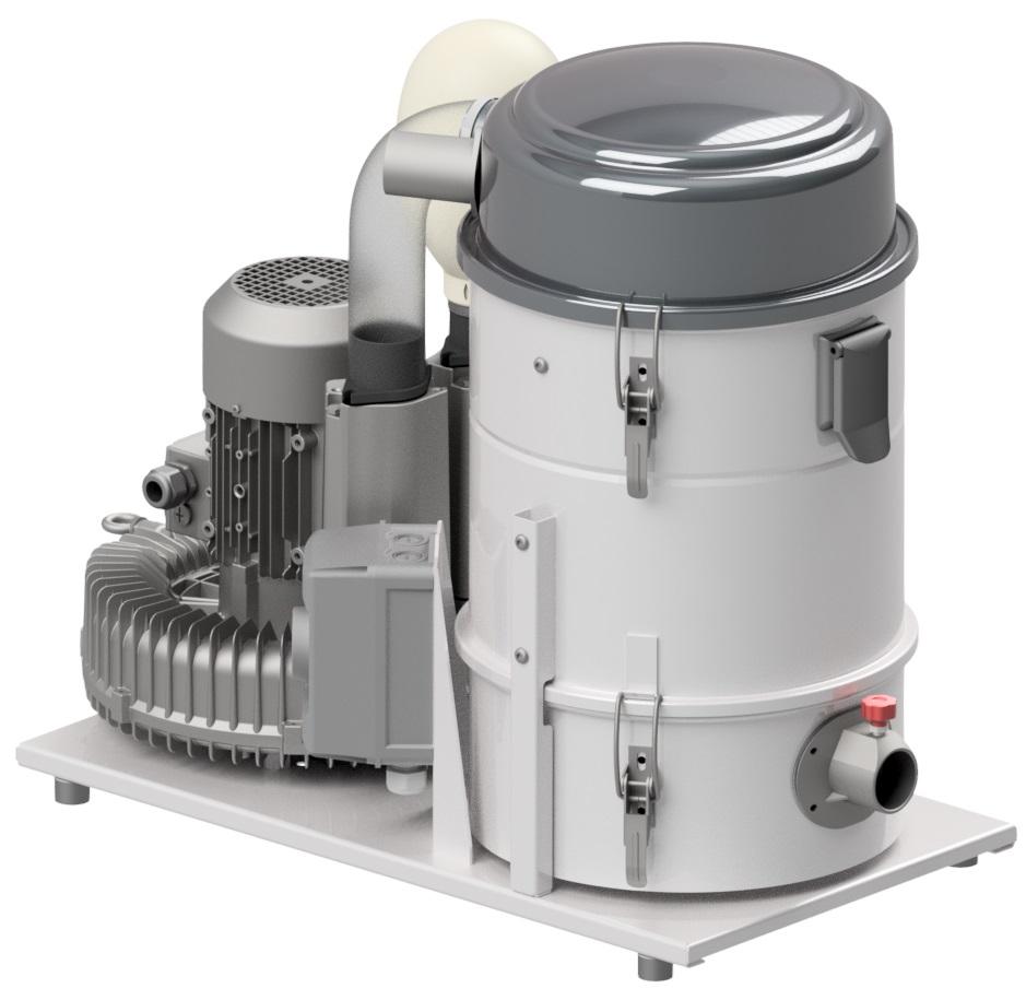 Industriesauger MBF 30
