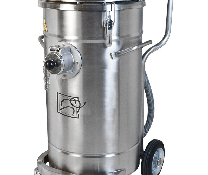 Druckluftsauger M 280 WD AIREX