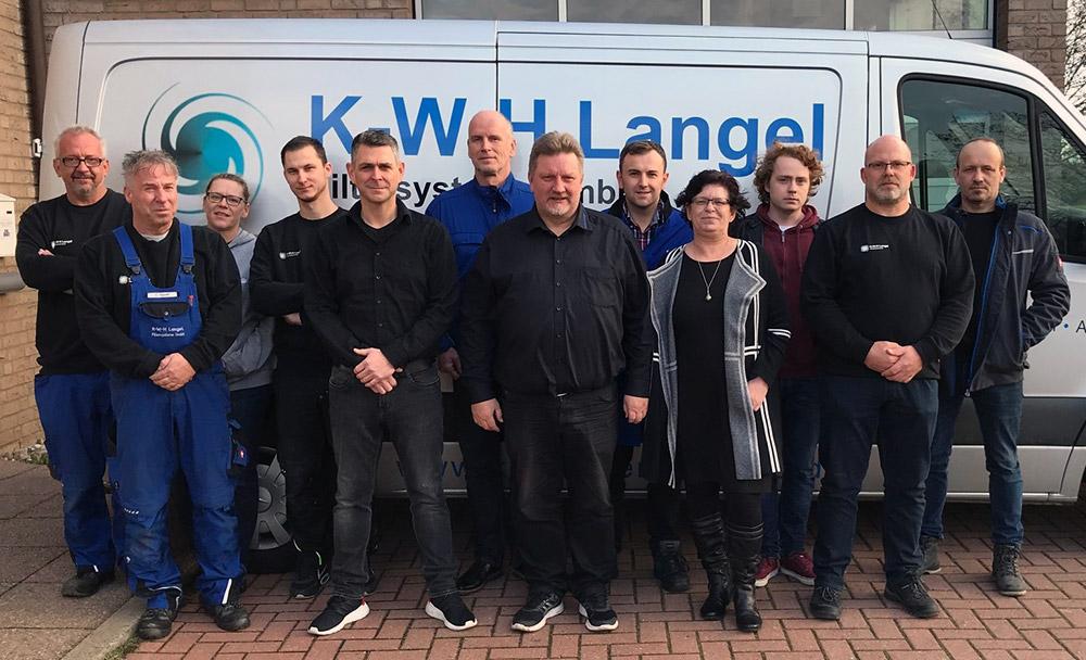 K-W-H Langel Team